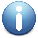 Info icon