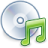 Drives-Audio-Cd icon