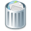 Desktop RecycleBin Full icon