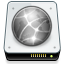 Drives Network Drive Offline icon