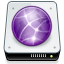 Drives-Network-Drive icon
