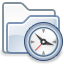 Folders Scheduled Tasks icon