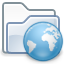 Network Folder Web icon