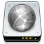 Network Network Drive Offline icon