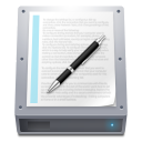 Disk HDD Documents icon
