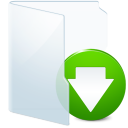 Folder Light Download icon
