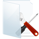 Folder Light Tools icon
