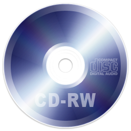 Disk CD RW icon