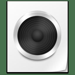File Audio icon
