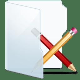 Folder Light Apps icon