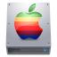 Disk-HDD-Apple icon