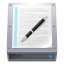 Disk-HDD-Documents icon