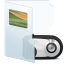 Folder-Light-Pictures icon