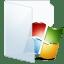 Folder Light Win icon