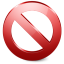 Sign-Stop icon