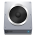 Disk-HDD-Audio icon