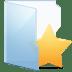 Folder-Blue-Fav-Alt icon