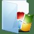 Folder-Blue-Win icon
