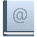 Address Book icon