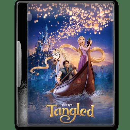 Tangled-3 icon