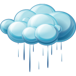 Image result for rain icon