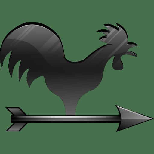 Wind-vane icon