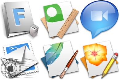 Applications Vol. 1 Icons