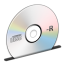Disc CD R icon