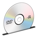 Disc DVD R icon