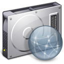 Drive File Server Disconnected icon