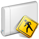 Drive iDisk Public icon