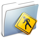 Graphite-Smooth-Folder-Public icon