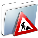 Graphite-Smooth-Folder-Works icon