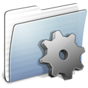 Graphite Stripped Folder Developer icon