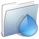 Graphite-Stripped-Folder-Torrents icon