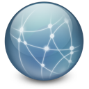 Network Graphite icon