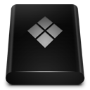 Black Drive Bootcamp icon