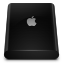 Black-Drive-External icon