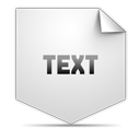 Clipping-Text icon