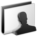 Folder Users icon