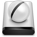 Network-iDisk icon