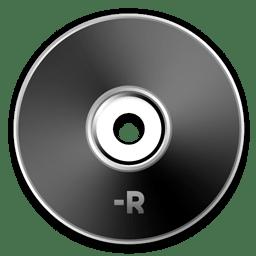 DVD R icon