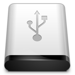 Drive USB icon