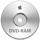 DVD RAM icon