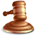 Gavel-Law icon