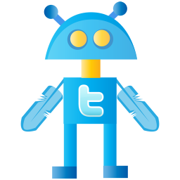 twitter bot icon