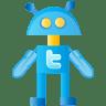 Twitter-bot icon