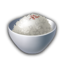 Recipe rice icon