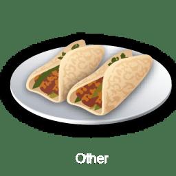 Recipe wrap icon