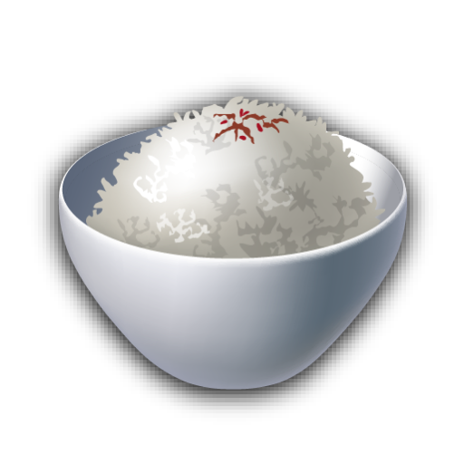 Recipe-rice icon